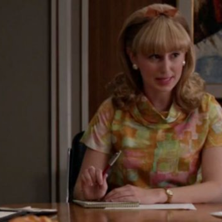 "Still from Mad Men ""Man With a Plan."""